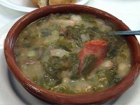 Caldo Gallego galician broth catering