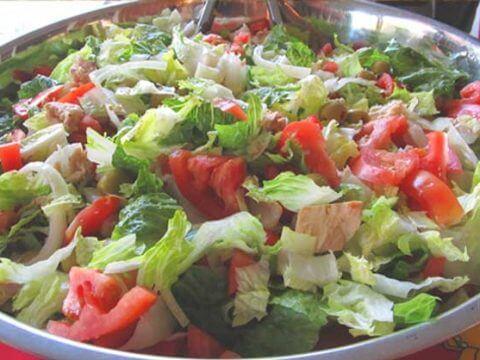 Classic Salad catering