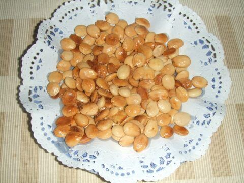 Fried Almonds served by Real Paella Catering
