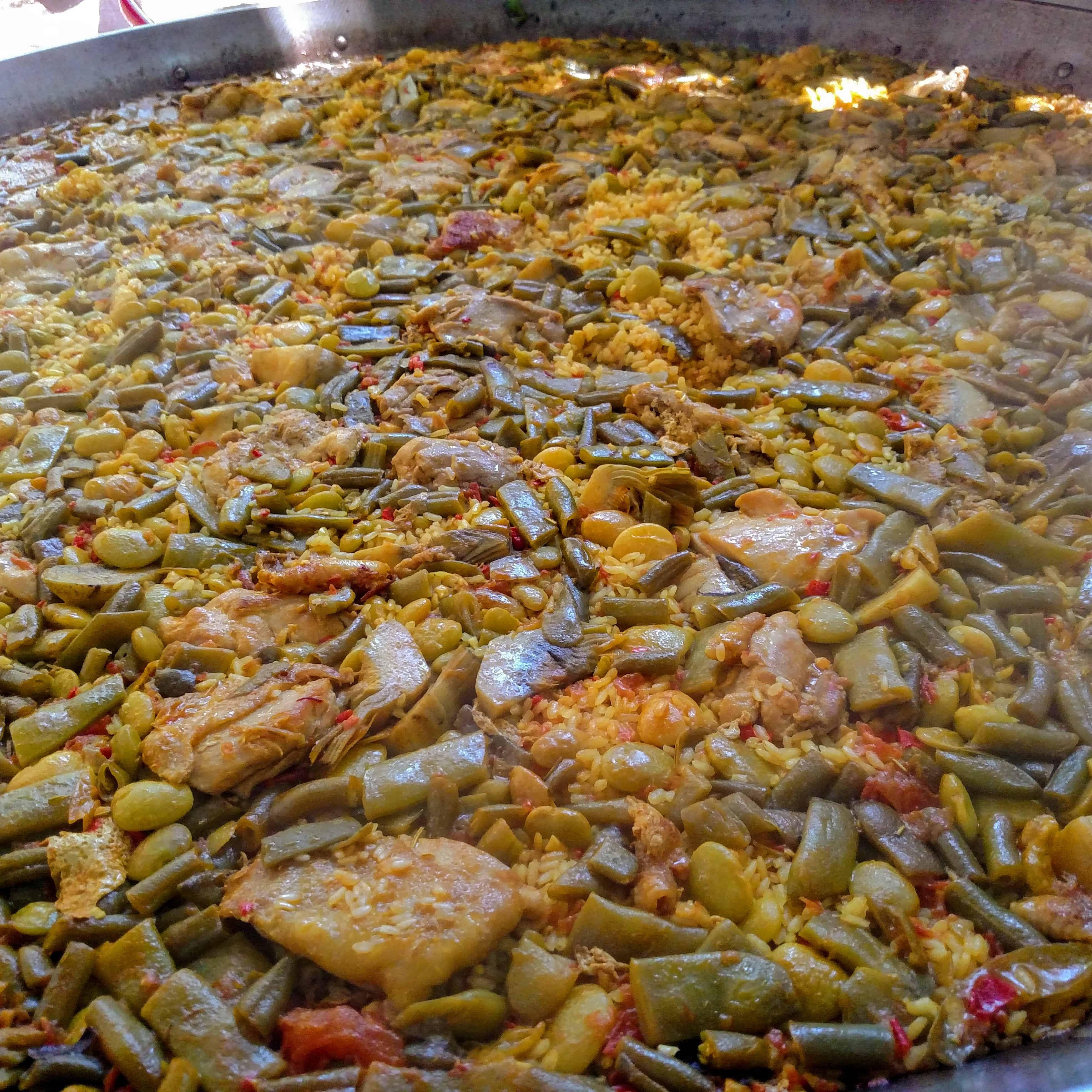 Organic Paella Catering in Tallahassee, Florida